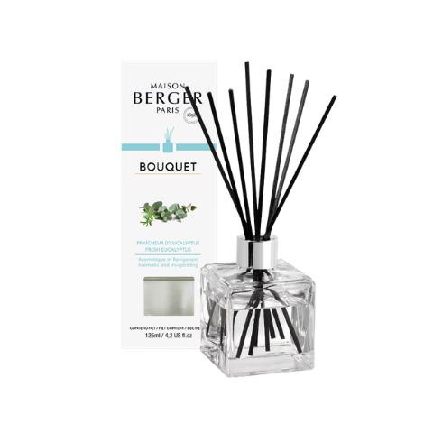 """Namų kvapas su lazdelėmis """"Fresh Eucalyptus"""""""